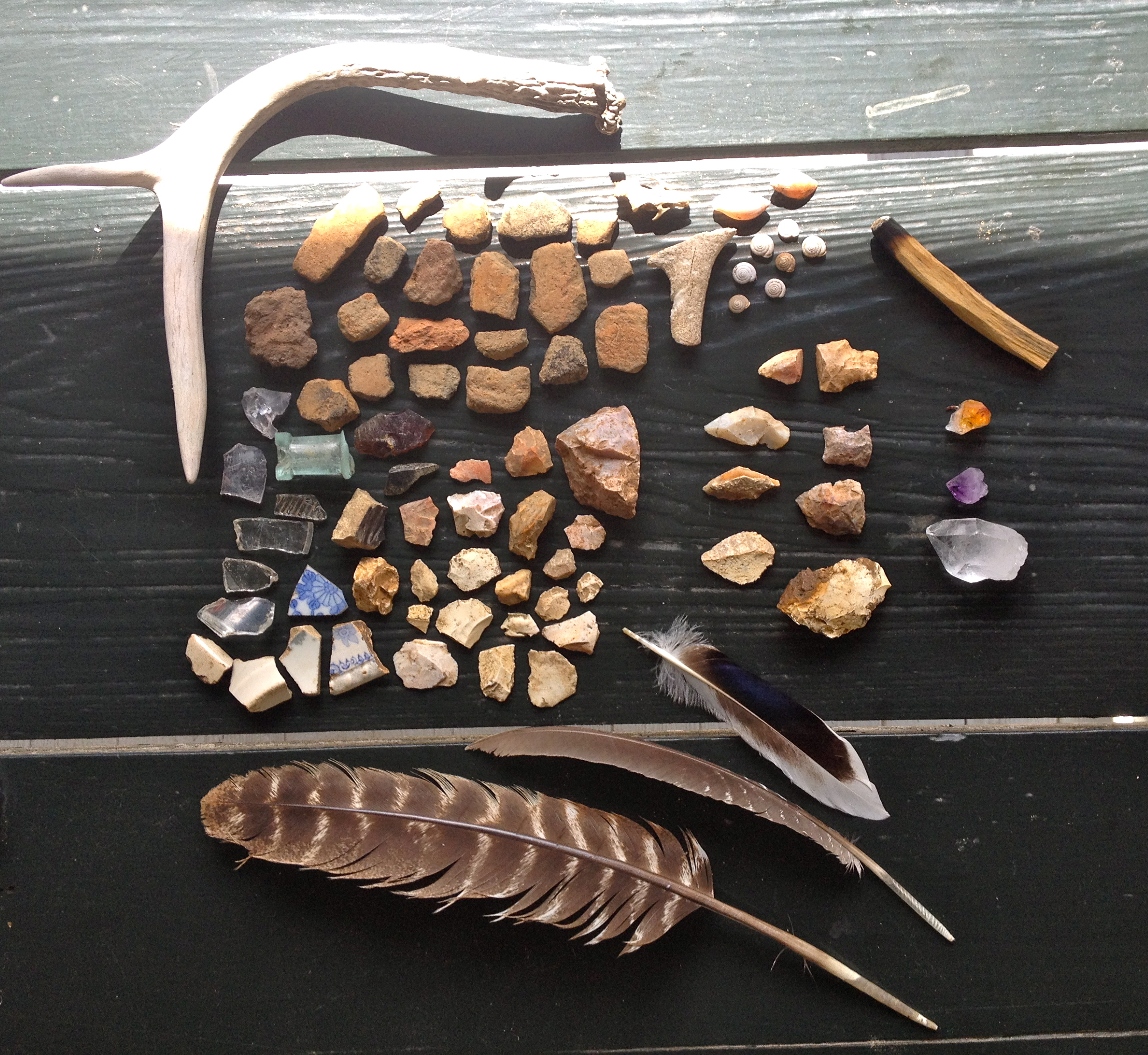 finds